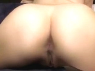 Closeup Stripped Arse Shaking Popping