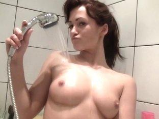 Amazing pornstar Tess Lyndon in crazy solo, pov adult scene