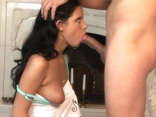 Crazy pornstar Sabina Blue in fabulous foot fetish, brazilian xxx clip