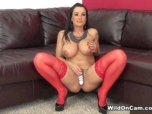 Incredible pornstar Lisa Ann in Fabulous Dildos/Toys, Mature xxx scene