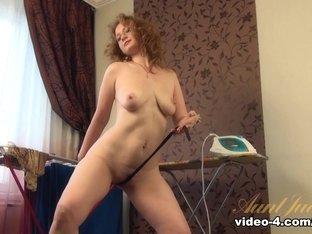 Incredible pornstar in Exotic Striptease, Redhead porn scene
