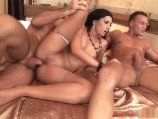 Amazing pornstar in hottest blowjob, facial adult movie