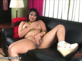 Incredible pornstar in Exotic Solo Girl, Latina xxx scene
