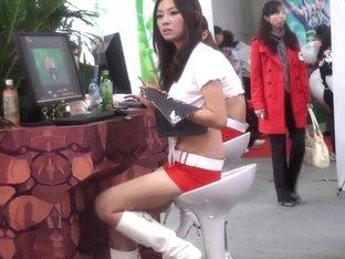 Show Girls - China gamecon 2010 2