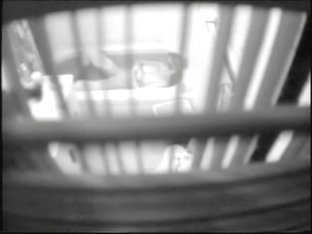 Girl spied through the blinds masturbating in full bath