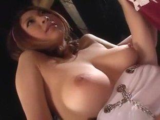 Fabulous Japanese chick Anna Kosaka in Incredible JAV movie