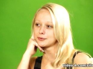 Exotic pornstar Lilith Lee in Hottest Blonde, Casting porn movie