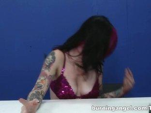 Hottest pornstar in Incredible Threesomes, Facial porn clip