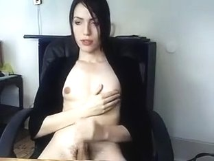 Dark hair, great nipples and a nice cock.