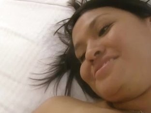 Asian chick gets fucked in the ass in this amateur sex video