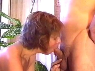 Permeating my wife's anal opening
