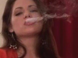 Smokin' fetish Rauchermoesen two