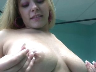 SpringBreakLife Video: Latina Lotions Up And Fingers