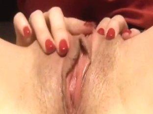 Naughty slippery pink fuck hole