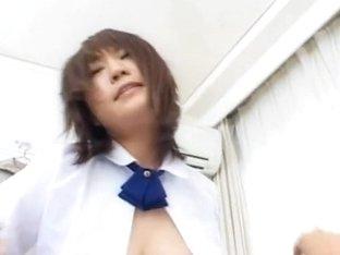 Koko Yumemi is a naughty schoolgirl