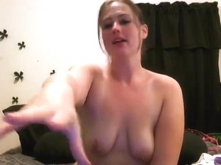 Topless Webcam Girl