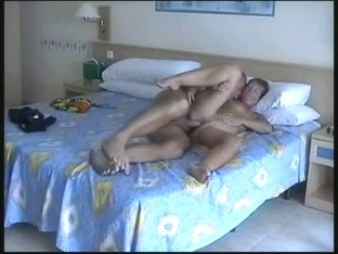 Older couple vacation sex