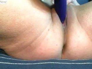 Large Lips Masturbation