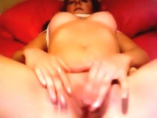 Horny girl Sabina got big natural boobs