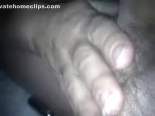 Nice blow from wife