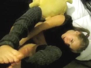 Sexy teen sucks my fucking dick