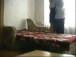 Man meets his lover in the hotel and gets caught by sex spy cam