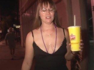 Incredible pornstar in horny outdoor, striptease porn movie