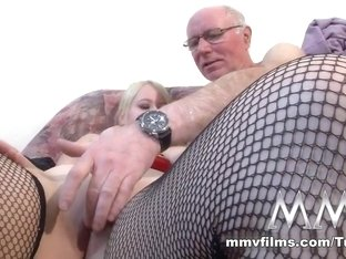 Crazy pornstar in Best Blonde, Blowjob porn scene
