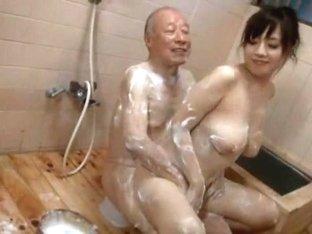 Amazing Japanese slut Azusa Nagasawa in Crazy Stockings/Pansuto, Blowjob/Fera JAV video