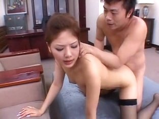 Crazy Japanese girl Aya Matsuki in Horny Office, Facial JAV scene