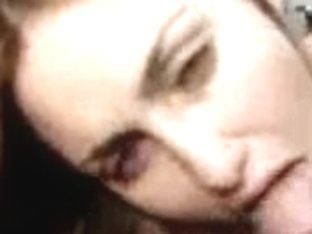 Cute devoted girlfriend pleasing my dick in this xxx amateur vid