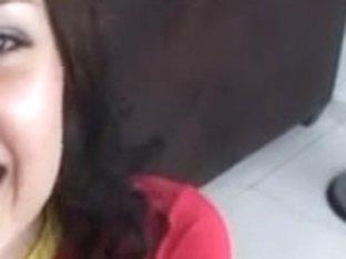 Cute teen Latina screwed in the fanny