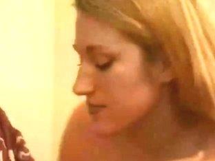 Ana Paula Melo has a sexy lesbo experience.