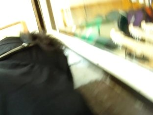 Ravishing philander gets her butt caught on cam