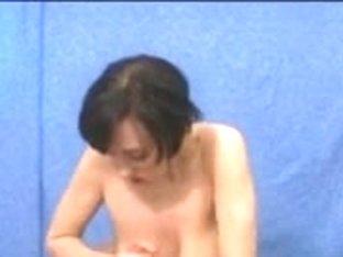 Massive Milk Sacks Mommy Oral-Stimulation & Hanjob