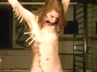 Roped redhead