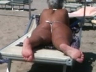 Large gazoo mother i'd like to fuck on the beach