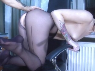 NylonFeetVideos Video: Griffith and Frederic