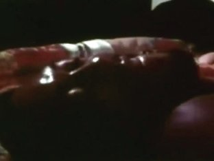Vintage Interracial XXX Video Sexy Woman Enjoying Large Dark Ding-Dong