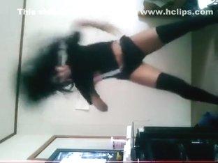 I am dancing lol I hope you like my videos