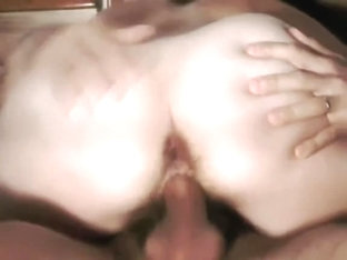 Cowgirl all the way with wife