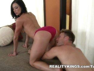 Best pornstar in Amazing Facial, Masturbation adult clip