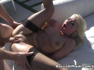 Exotic pornstars James Deen, Anikka Albrite, India Summer in Fabulous Big Tits, Pornstars adult sc.