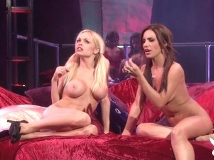 Incredible pornstars in Crazy Reality, Lesbian adult video