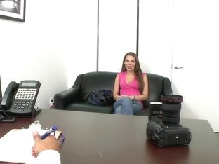 Jennifer Blaze pleasing me at the interview