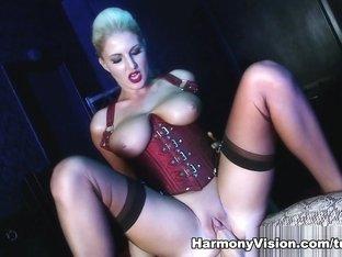 Crazy pornstar Georgie Lyall in Horny Pornstars, Stockings porn movie