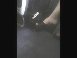 High Heels Milf Shoe Play