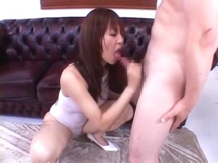Best Japanese model Natsumi Horiguchi in Incredible Blowjob/Fera, Fetish JAV movie