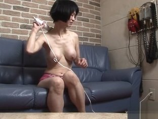 Crazy Japanese model in Horny Uncensored, Dildos/Toys JAV scene