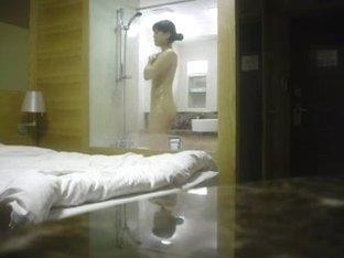 Asian GF open shower